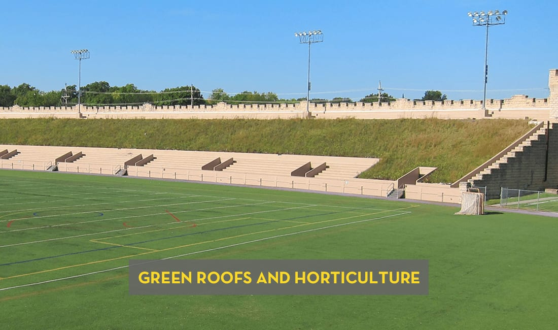 Green Roofs and Horticulture